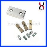 厂家供应 钕铁硼 长块强力磁铁 磁钢吸铁石 N35方形强磁