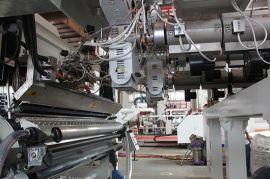 厂家直销ASA薄膜流延生产设备 ASA挤出膜复合机欢迎订购