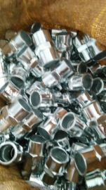 厂家供应 六角螺母 接头母 拉爆 内爆 外爆 锥形母 内胀管 内膨胀系列等装修吊顶用紧固件