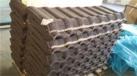 18254418970彩石瓦厂家,彩石金属瓦别墅屋面瓦