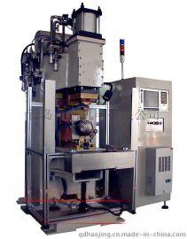 供应太阳能散热片自动点焊机 青岛豪精机电有限公司