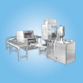 乐鹰中央厨房设备YY-300型全自动米饭生产线