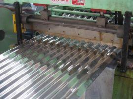 YX18-75-840型罐体防腐保温用铝合金波纹板