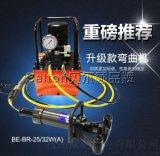 供应BR-32W便携式钢筋弯曲机 液压工具 贝尔顿品牌  独家专利 厂家直销