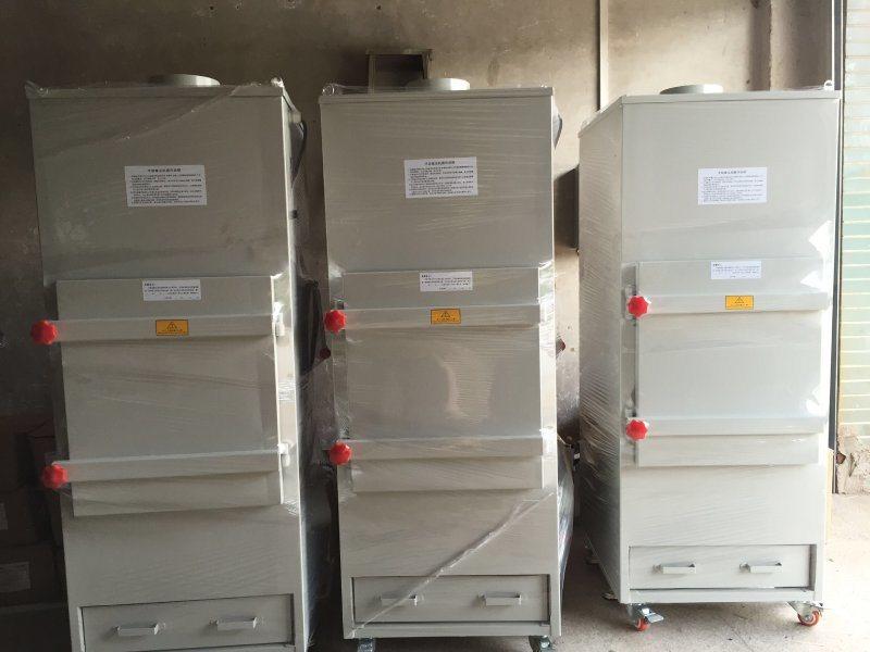 分板機集塵機|3HP抽屜集塵機|小型集塵器|移動式吸塵器