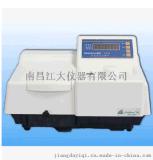 上海棱光可见分光光度计721S标配1cm比色皿