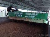 河南奋能客户猪粪发酵床技术指导