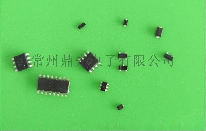 多路集成TVS二极管阵列SM712 SD05C GBLC03CI SLVU2.8-4