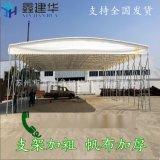 上海定做伸缩移动遮阳棚推拉折叠雨棚推拉雨篷推拉雨篷活动蓬移动车棚仓储雨棚厂家直销