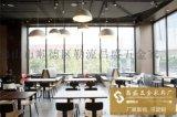 昌盛五金家具厂定制休闲餐厅餐桌椅 时尚甜品店咖啡厅餐桌