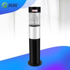 苏州尚科户外电子照明太阳能灭蚊灯厂家直销捕蚊器