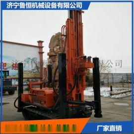 HQZ-260L履带式气动钻机 履带潜孔钻机