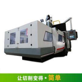 厂家直销钜匠1614Z数控龙门加工中心,西门子系统机床,自动化产品加工设备