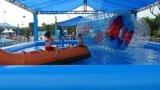 80平充气水池游泳池订做厂家直销