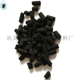 各种碘值吸附原生煤质柱状活性炭