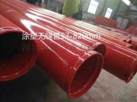 四川涂塑管  衬塑钢管  热浸塑钢管  镀锌钢管