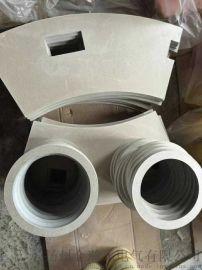 厂家直销云母法兰 耐高温法兰垫片加工 绝缘法兰垫