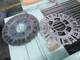 跃强摩擦离合器离合片清理自动喷砂机