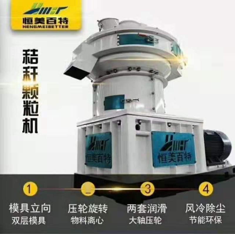 生物质颗粒机能源设备平模制粒机生产设备厂家