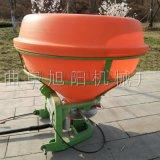 热销旭阳悬挂式撒肥机 拖拉机轴传动施肥机