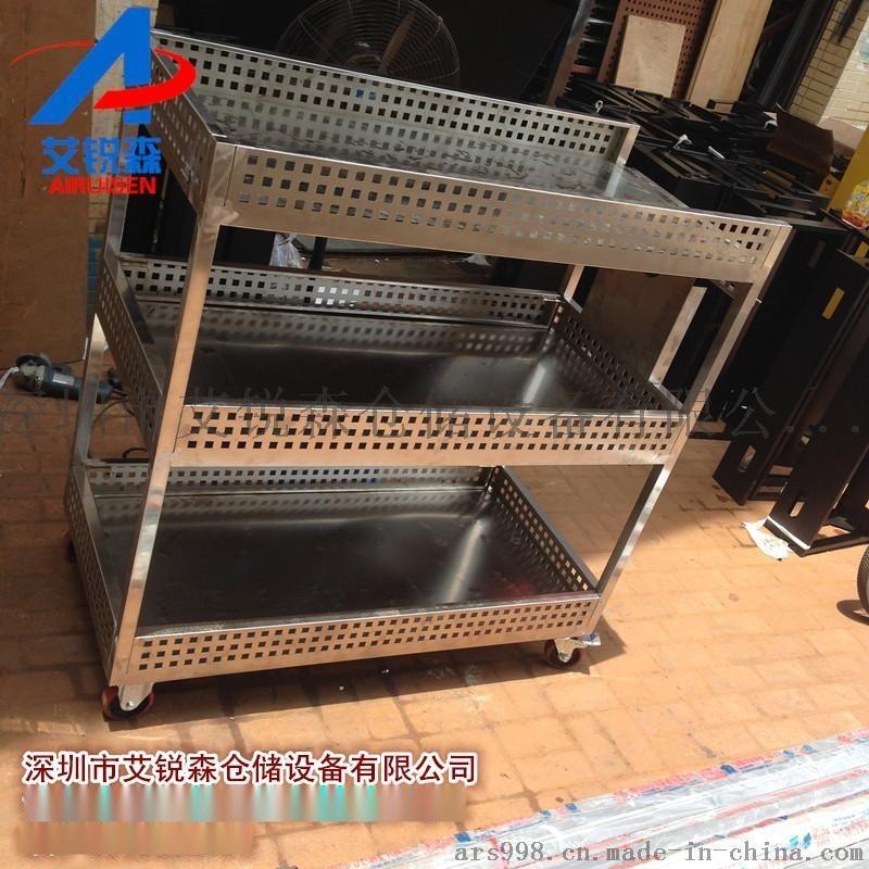 深圳工厂物料周转车-东莞物料手推车-长安物料搬运车