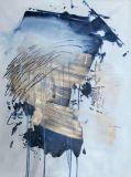 厂家直销纯手绘抽象风景油画,肖像人物定制