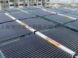 上海工业用中高温太阳能热水工程