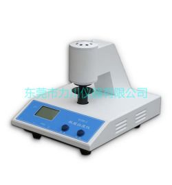 力川仪器供应数显白度测定仪,纸张白度计