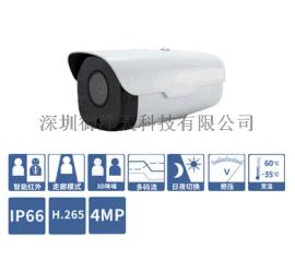 4MP红外定焦筒型网络摄像机IPC244S系列