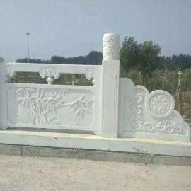 供应草白玉栏杆汉白玉栏杆河提桥梁防护栏