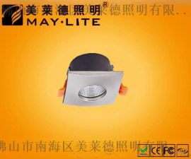 COB嵌入式壓鑄浴室燈      ML-C1217