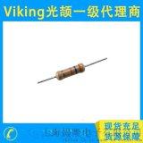 Viking光颉电阻, CFR插件式碳膜电阻,精密电阻