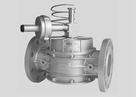 義大利MADAS馬達斯MVB/1燃氣超壓切斷閥