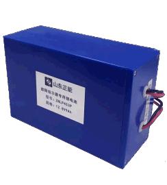 山东锂电池厂家直销线路故障指示器专用12.8V40AH18650锂电池组带保护板