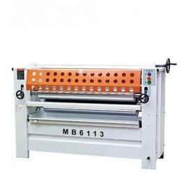 点胶涂胶木工设备双面涂胶机MB6213A