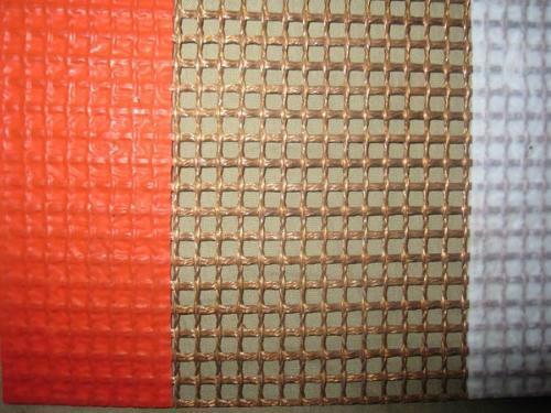 铁氟龙黑色抗紫外线网带、聚四氟乙烯网格布