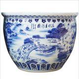景德鎮供應開業慶典禮品陶瓷大缸 景德鎮大缸