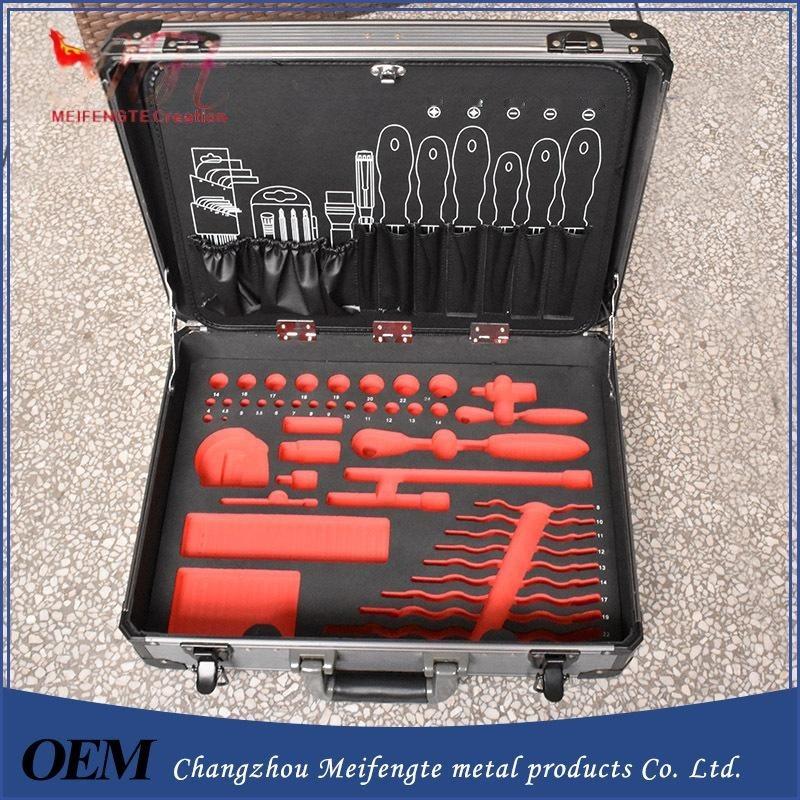 火爆**铝合金工具箱  五金产品展示箱 铝箱 工具仪器展示箱