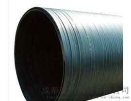 HDPE埋地钢塑复合缠绕排水管四川厂家哪家好
