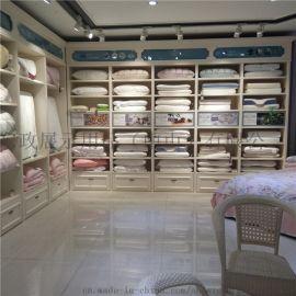 东政专业生产家纺展柜 木质展柜 来图定制