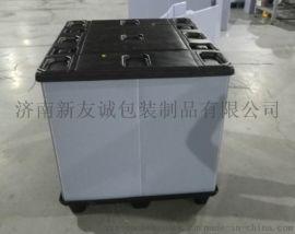 供应中空板围板箱周转箱运输箱