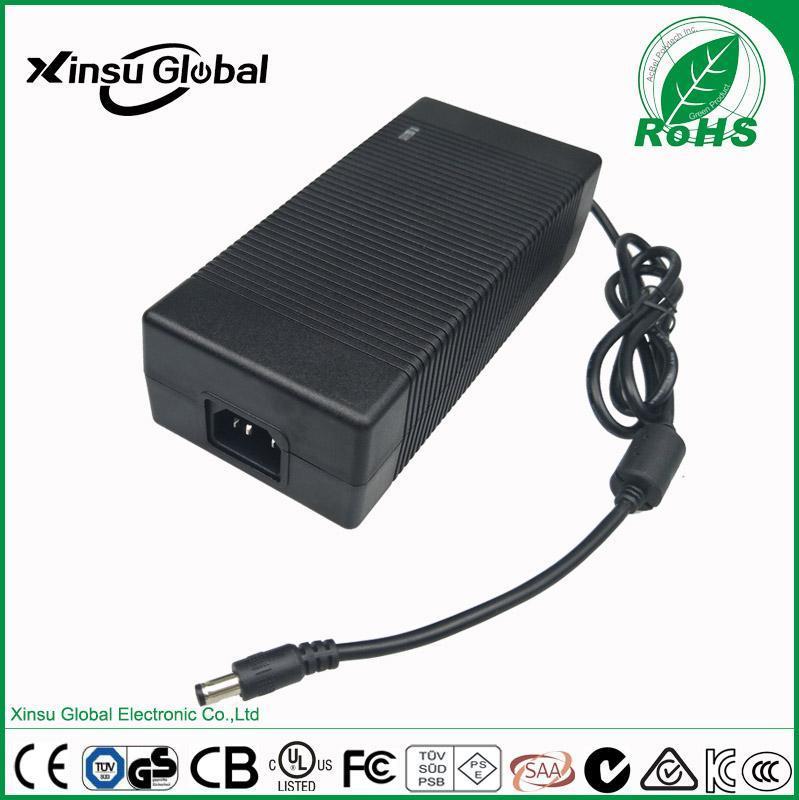 12V8A电源 xinsuglobal 欧规TUV LVD CE认证 XSG1208000 12V8A电源适配器