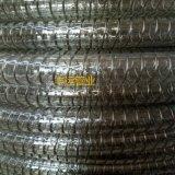 PU透明耐磨食品级钢丝软管|不锈钢丝液体输送软管