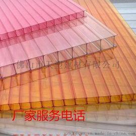 云南贵州四川Pc双层湖蓝阳光板工厂直接批发价