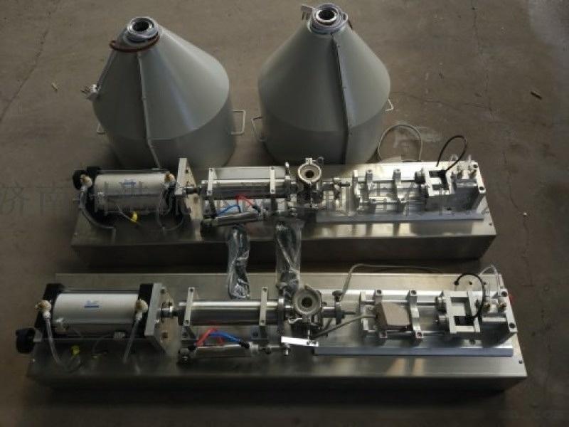 濟南州港專業生產美縫劑灌裝機,定量灌裝機