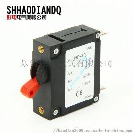 **电流小型设备微型断路器,厂家直销磁力液压断路器