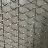 碳噴塗鋁拉網 烤漆鋁板裝飾網 幕牆氧化鋁板網片