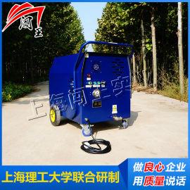 闯王商用蒸汽清洗机 电驱动洗车机报价 汽车清洗机