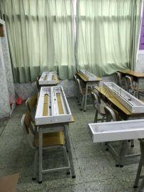 学校教室灯具改造  灯|三基色荧光灯|黑板灯