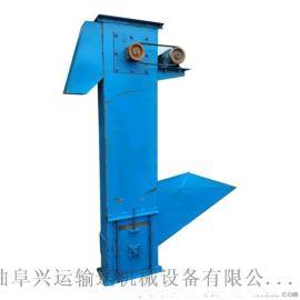矿石粉垂直瓦斗式提升机厂家直销 非标定制斗式输送机